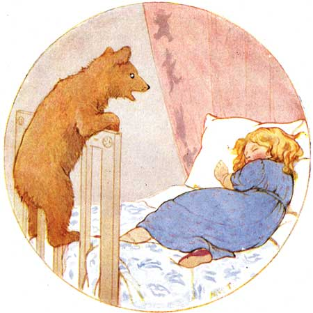Briana's Playroom - Fairy Tales - Goldilocks and the Three Bears